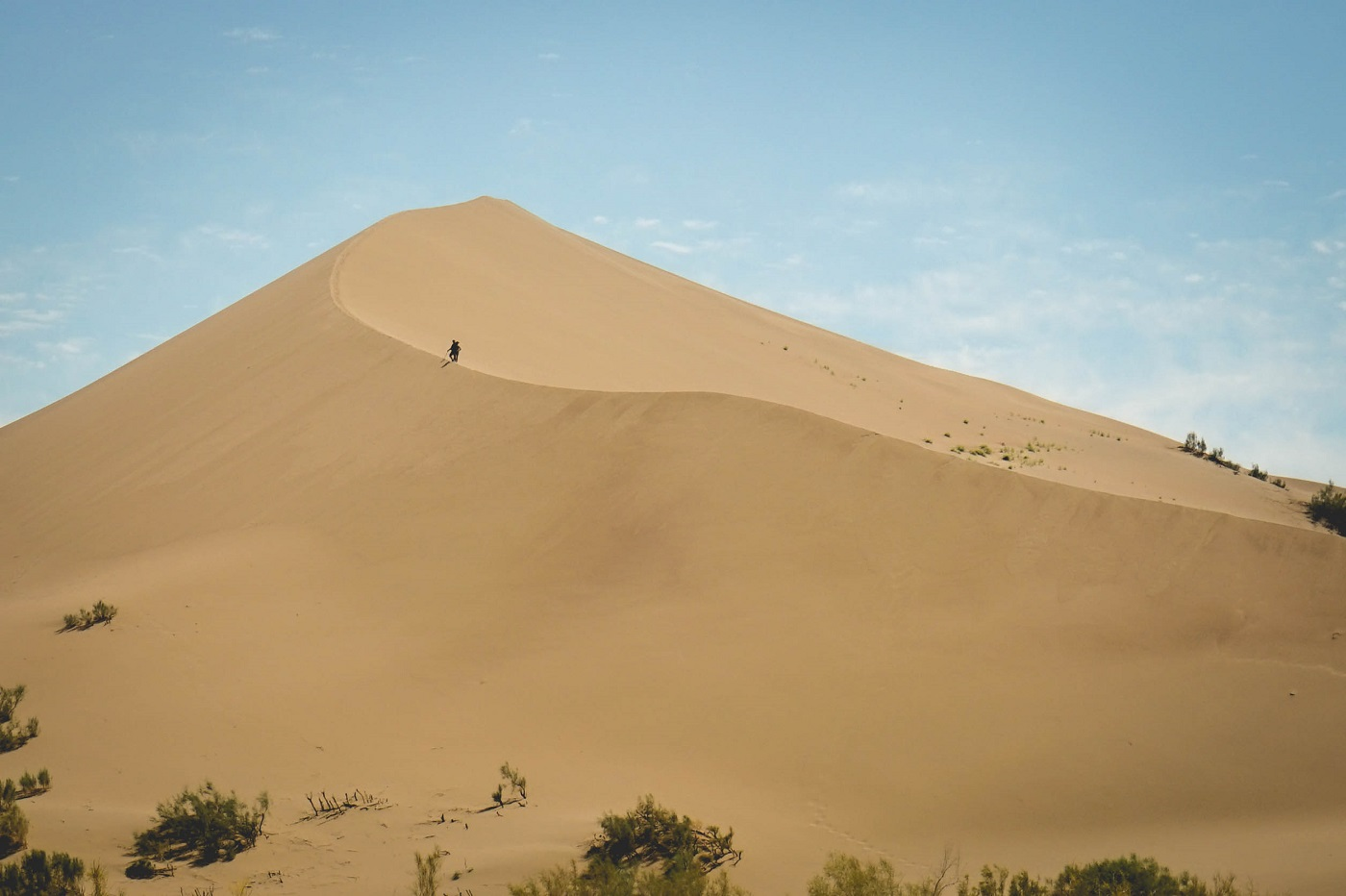 DariusRoby.com - Basshi, the entrance to the Altyn Emel National Park & the singing dunes.