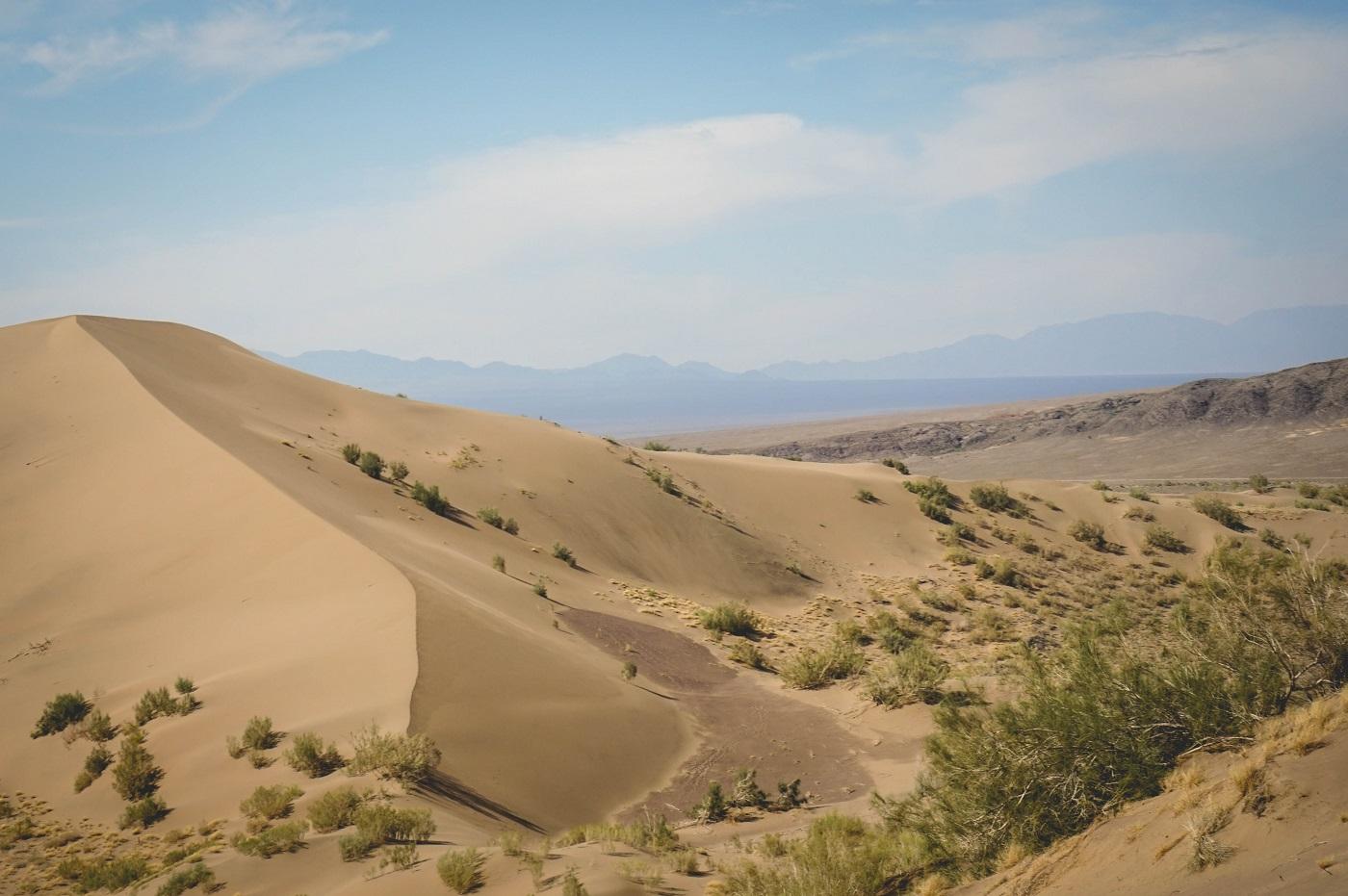 Singing Dunes of Altyn Emel - Kazakhstan Desert