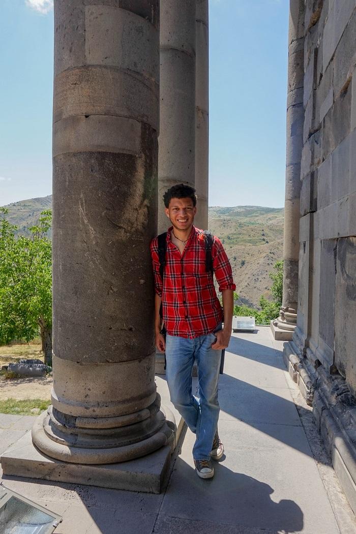garni hellenistic collumns - dariusroby.com