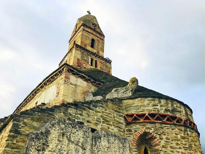 Densuș Church - Biserica Densuș, Hunedoara Romania @dariusroby.com
