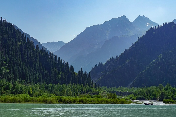 issyk lake kurgan almaty day trip