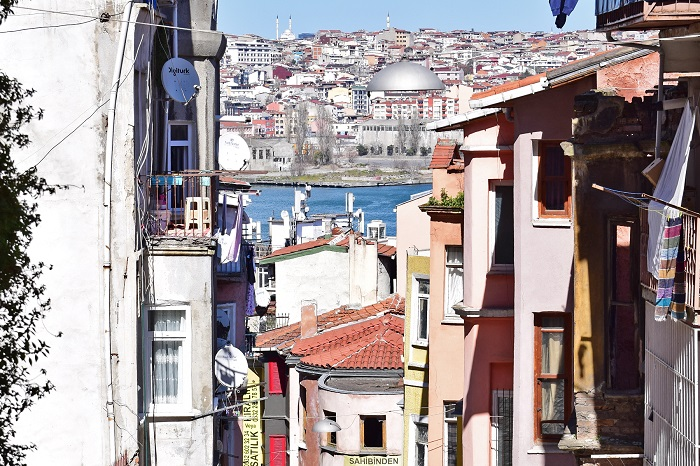 The crumbling buildings, half hidden along the sloping and cobbled streets of Fener, tell stories and invite the traveler to take a step into Istanbul's Ottoman past, before it fades away.