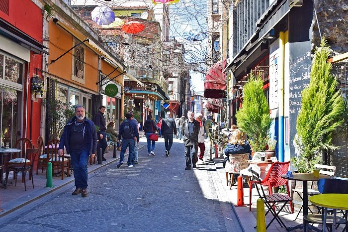 phanar neighbourhood istanbul turkey